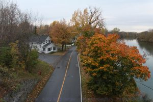 Chateauguay in the Autumn